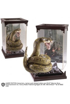 Estatua Diorama Nagini – Magical Creatures – Harry Potter – Noble Collection