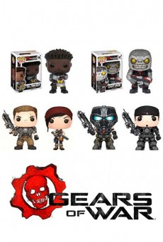Figuras Funko Pop Vinyl – Gears of War