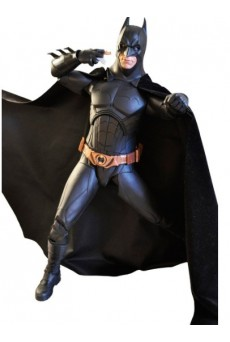 Figura Batman (Christian Bale) - Batman Begins – Neca