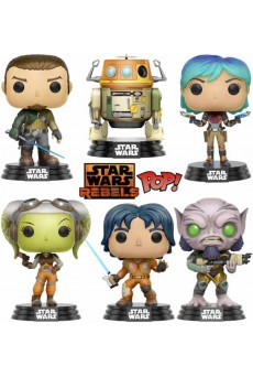 Figuras Funko Pop Vinyl – Star Wars Rebels