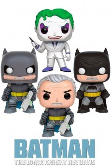 Figuras Funko Pop Vinyl – Batman The Dark Knight Returns