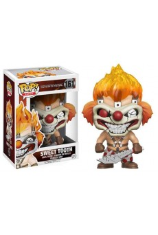 Figura Funko Pop Vinyl – Sweet Tooth – Twisted Metal
