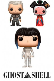 Figuras Funko Pop Vinyl – Ghost in the Shell