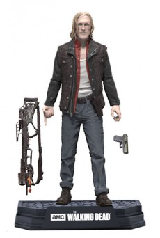 Figura Abraham – Color Tops – The Walking Dead – McFarlane Toys