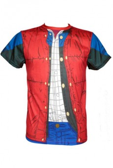 Camiseta Marty McFly – Regreso al Futuro