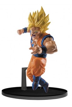 Figura Son Goku Super Saiyan 2 – Dragon Ball Super – Banpresto