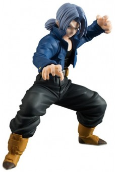 Figura Trunks – Dragon Ball Styling – Bandai Shokugan