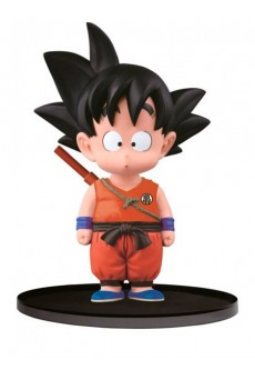 Figura Son Goku – Dragon Ball Collection Vol. 3 – Banpresto