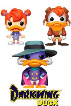 Figuras Funko Pop Vinyl – Pato Darkwing