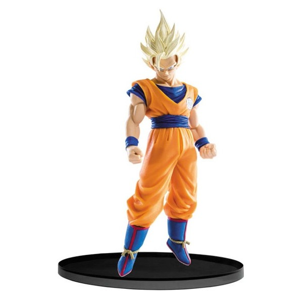 Figura Goku Super Saiyan 2 – Dragon Ball Super - Banpresto