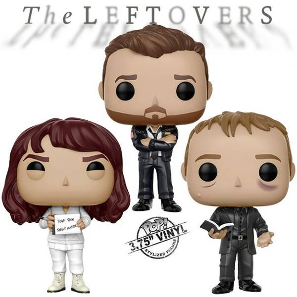 Figuras Funko Pop Vinyl The Leftovers Comprar
