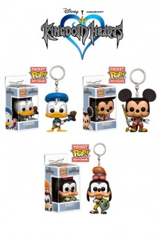 Llaveros-Figuras Funko Pocket Pop Keychain - Kingdom Hearts