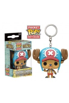 Llaveros-Figuras Funko Pocket Pop Keychain - One Piece