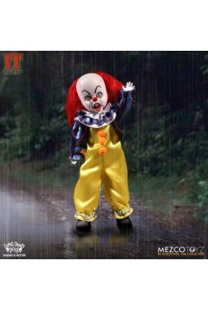 Muñeco Pennywise – It – Living Dead Dolls – Mezco Toys