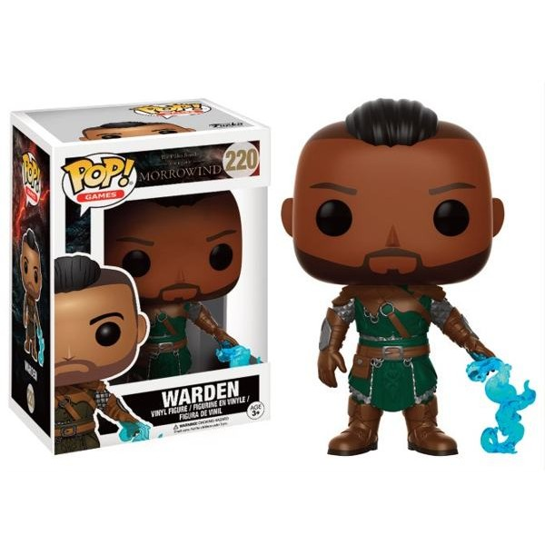 Figuras Funko Pop Vinyl - The Elder Scrolls