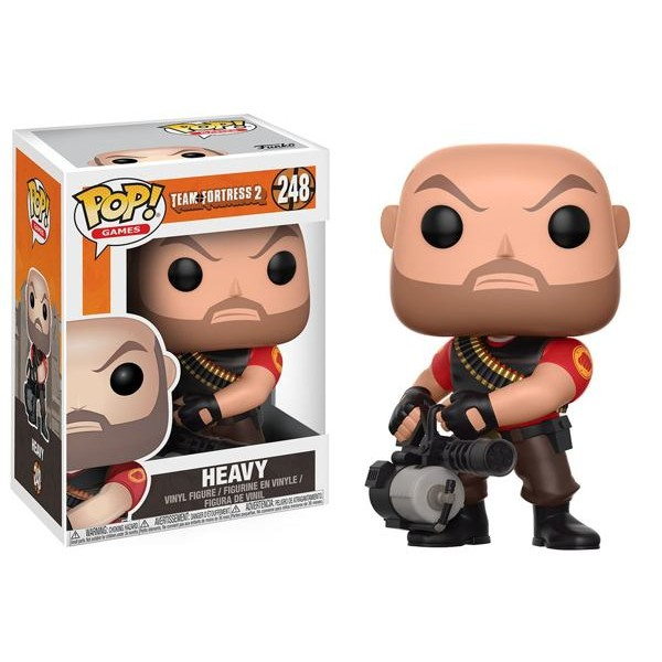 Figuras Funko Pop Vinyl - Team Fortress 2
