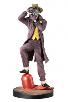 Figura The Joker 2nd Edition - Batman: La Broma Asesina - ARTFX+ - Kotobukiya