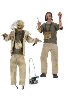 Figura The Hitchhiker - Retro Nubbins Collector's Set - La Matanza de Texas - Neca