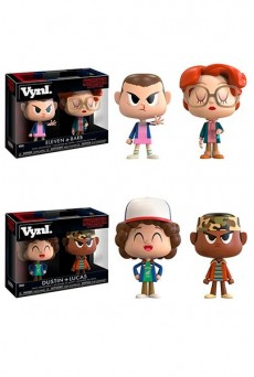 Figuras Stranger Things - VYNL - Funko